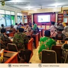 In House Training Persiapan Pembukaan Kembali Gerai Pelayanan Terpadu Secara Terbatas