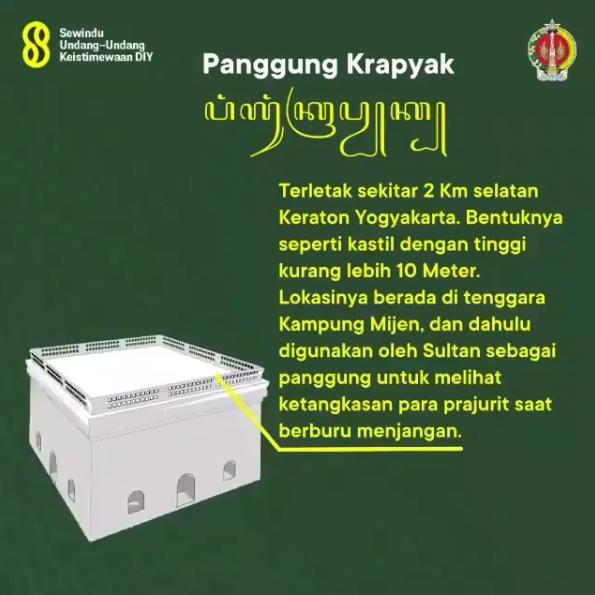 Panggung Krapyak
