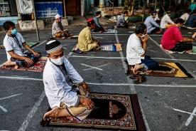 Protokol Kesehatan Pelaksanaan Idul Adha Pada Saat PPKM Darurat